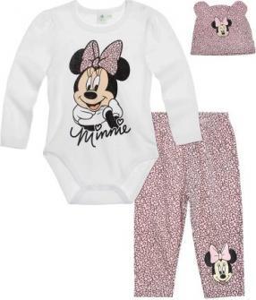 Отзыв на Disney Minnie Боди с леггинсы Нормальная Шапочка фиолетовый из Интернет-Магазина Lamaloli