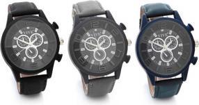 Отзыв на Chrono-Uhren mit Softarmband für Herren: Wähle deine Farbe из Интернет-Магазина Silvity