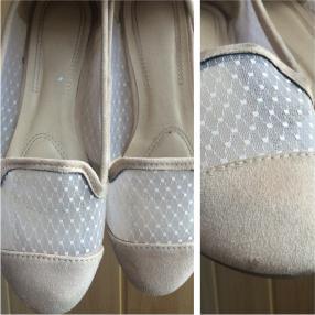 Отзыв на Классические балетки из Интернет-Магазина SchuhTempel24