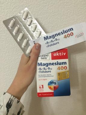 Отзыв на Магний 400mg Таблетки, 30 St из Интернет-Магазина DM