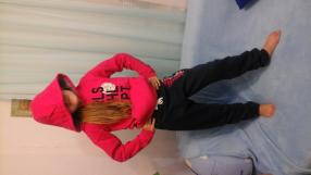 Отзыв на PEPPERTS® для девочки Спортивные штаны из Интернет-Магазина LIDL