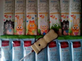 Отзыв на Favorina Шоколадный Лолли Цельное молоко из Интернет-Магазина LIDL