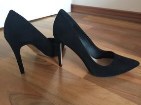 Отзыв на ASOS – ПЕЙСИ кружевом Туфли на каблуках из Интернет-Магазина Asos