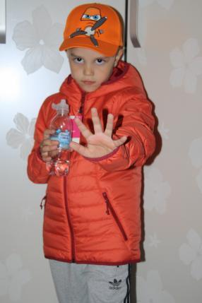 Отзыв на Стеганная куртка для детей Коралл QUECHUA из Интернет-Магазина Decathlon