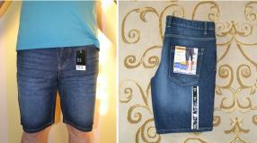 Отзыв на LIVERGY® мужские джинсы Бермуды из Интернет-Магазина LIDL