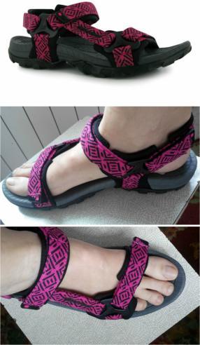 Отзыв на Karrimor Amazon для женщин сандалии из Интернет-Магазина Sports Direct