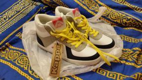 Отзыв на Каппа Bermos Mid 2 кроссовки для детей для девочки из Интернет-Магазина Sports Direct