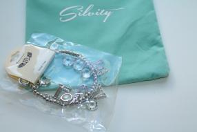 Отзыв на Браслет Серебряные ювелирные изделия: LOVE-стрейч браслет из Интернет-Магазина Silvity