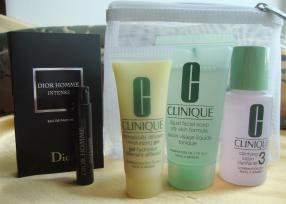 Отзыв на 3 Подарочный набор 3-Фазный Набор Тип кожи уход Clinique из Интернет-Магазина Parfumdreams