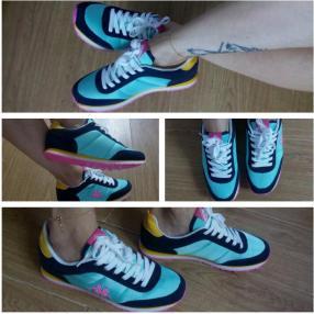 Отзыв на Каппа Тортона 2 кроссовки для женщин из Интернет-Магазина Sports Direct