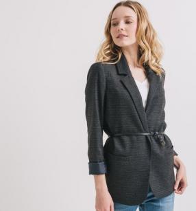 Отзыв на Поло в полоску Пиджак из Интернет-Магазина Promod