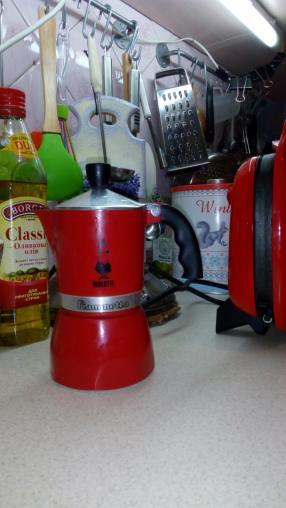 Отзыв на BIALETTI Espressokocher Fiammetta из Интернет-Магазина LIDL