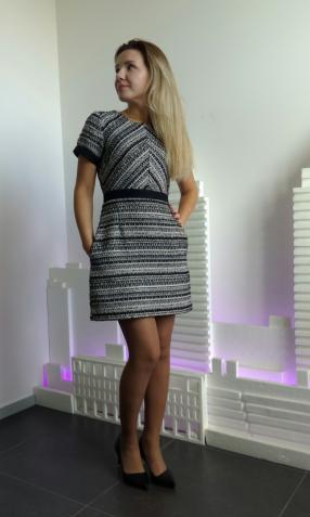 Отзыв на Jacquard-Kleid из Интернет-Магазина H&M