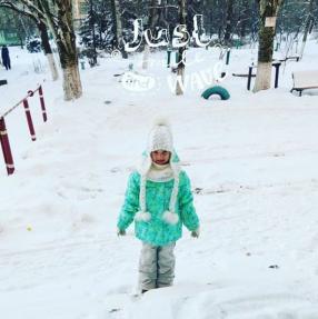 Отзыв на Лыжная курточка на девочку из Интернет-Магазина Ernstings family