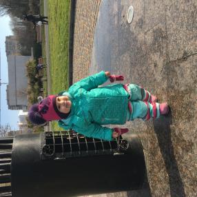 Отзыв на Детская лыжная куртка из Интернет-Магазина Ernstings family