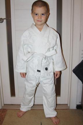 Отзыв на Judoanzug Hirosakid Kinder, wollweiß DOMYOS из Интернет-Магазина Decathlon