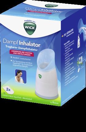 Отзыв на Wick Dampf Inhalator, 1 St Medizinprodukt из Интернет-Магазина DM