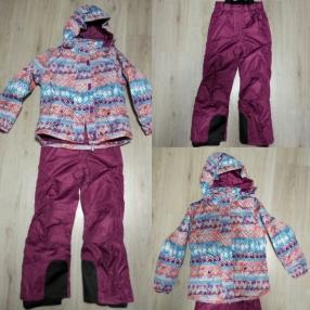 Отзыв на CRIVIT® Детская лыжная куртка для девочек из Интернет-Магазина LIDL