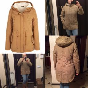 Отзыв на Куртка - Куртка-Посмотри, Капюшон из Интернет-Магазина Kik.de