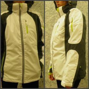 Отзыв на Лыжная куртка - водонепроницаемый, ветер отсутствовал, дышащий из Интернет-Магазина Kik.de