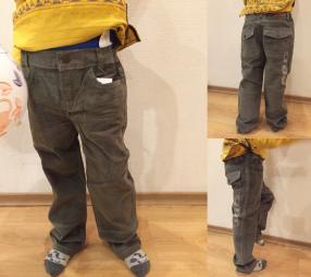 Отзыв на Вельветове брюки, цвет хаки из Интернет-Магазина Vertbaudet
