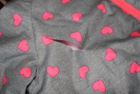 Отзыв на Стеганая ватная курточка из Интернет-Магазина H&M
