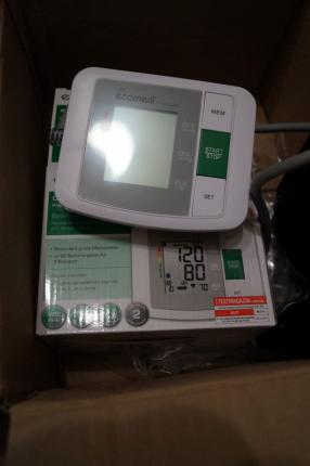 Отзыв на Экомед ЭТО-90E Oberarm Монитор артериального давления 23200 из Интернет-Магазина Amazon