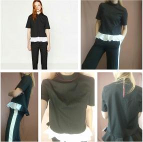 Отзыв на С оборкой и из Интернет-Магазина Zara
