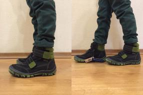 Отзыв на Ботинки Рихтер из Интернет-Магазина Amazon