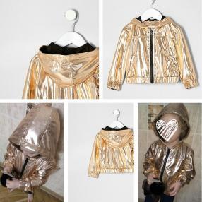Отзыв на Куртка с капюшоном из Интернет-Магазина Riverisland.de
