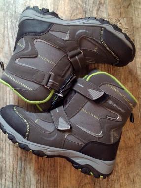 Отзыв на Karrimor   зимние ботинки для детей из Интернет-Магазина Sports Direct
