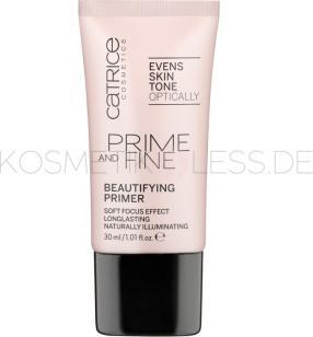 Отзыв на catrice-primer-prime-and-fine-beautifying-primer из Интернет-Магазина Kosmetik4less