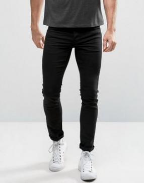 Отзыв на Стрейчевые джинсы черные из Интернет-Магазина Asos