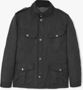 Отзыв на Gesteppte Fieldjacket из Интернет-Магазина MANGO