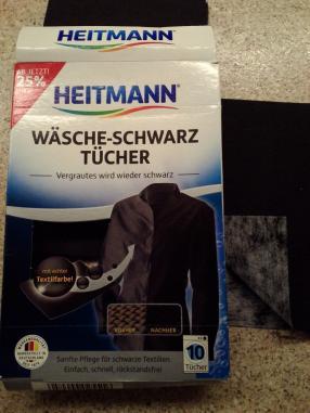 Отзыв на HEITMANN-Waesche-Schwarz-Tuecher-10-Stueckl из Интернет-Магазина Brauns Heitmann