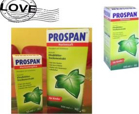 Отзыв на PROSPAN Hustensaft 200 ml из Интернет-Магазина Best-arznei