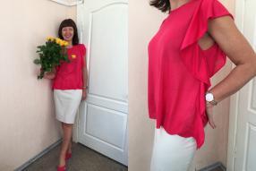 Отзыв на Пуловер с из Интернет-Магазина Zara