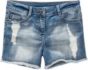 Отзыв на Mädchen-Jeansshorts из Интернет-Магазина Ernsting