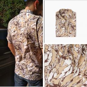 Отзыв на Нормальные Fit рубашка с из Интернет-Магазина MANGO outlet