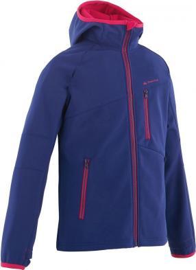 Отзыв на Лыжная курточка   для детей голубой QUECHUA из Интернет-Магазина Decathlon