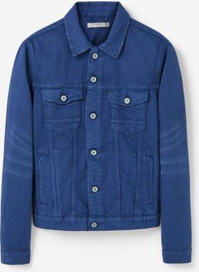 Отзыв на /jeansjacke-in-tintenblau_ из Интернет-Магазина MANGO outlet