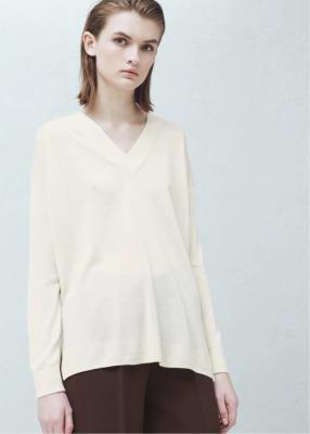 Отзыв на Пуловер с V-образным вырезом из Интернет-Магазина MANGO outlet