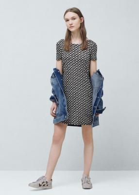 Отзыв на Платье из Интернет-Магазина MANGO outlet