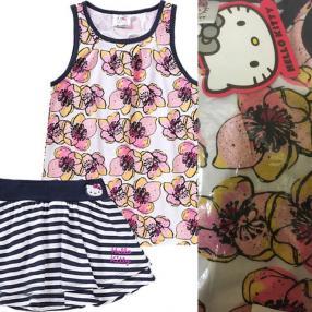 Отзыв на Hello Kitty Набор Топ  Юбка для девочки из Интернет-Магазина MyToys