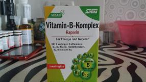 Отзыв на ВІТАМІНИ B Комплекс овочевих капсул Salus 60 Св из Интернет-Магазина Best-arznei