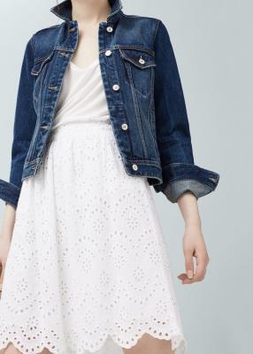 Отзыв на Хлопковая юбка с вышивкой из Интернет-Магазина MANGO outlet