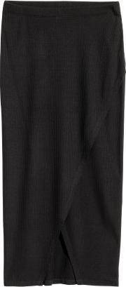 Отзыв на Полосатый юбка трикотажная из Интернет-Магазина H&M