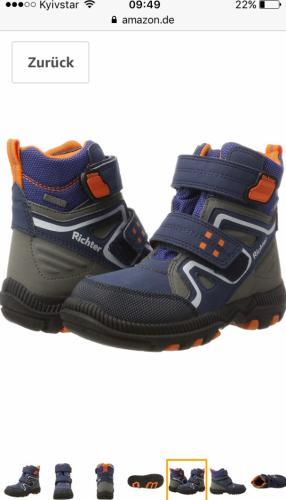 Отзыв на Судья Детская обувь для мальчика Тундра Снег сапоги из Интернет-Магазина Amazon