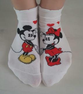 Носки короткие - 3 пары