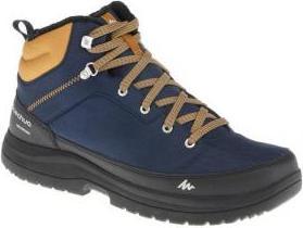 Зимняя обувь Зимние походы SH100 Теплый водонепроницаемый для мужчин голубой